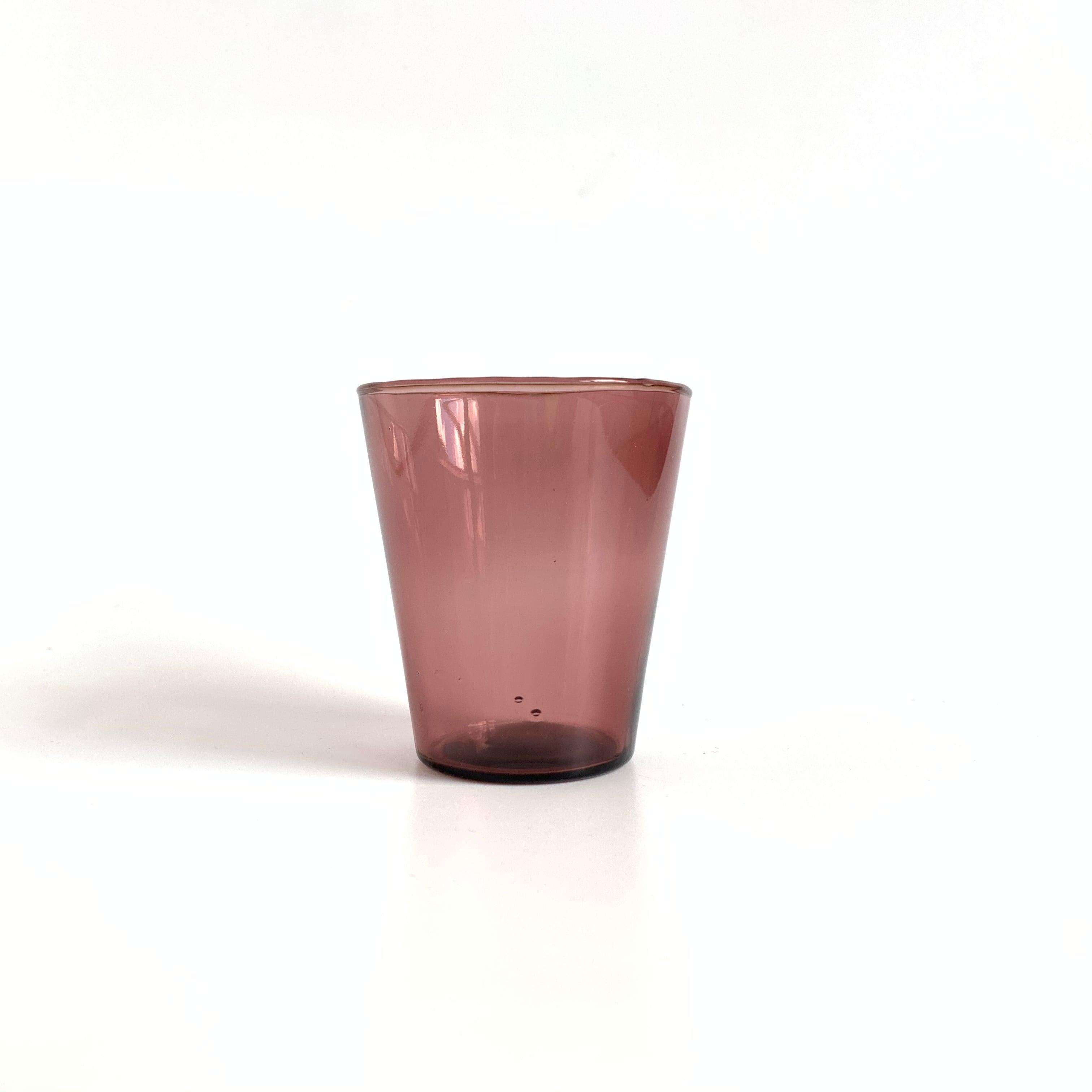VIOLA Glass / Wine red(A)