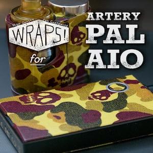 WRAPS! for ARTERY PAL AIO