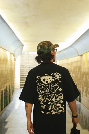 6th Wall by ATOMONE ULTRA HEAVY B.I.G [BLACK]