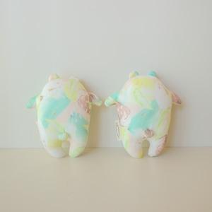 Asahi柄わぐまのガラガラ