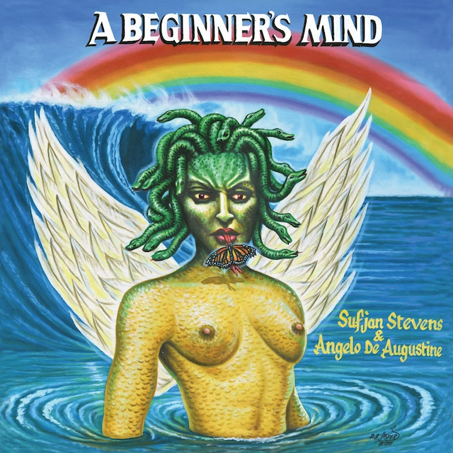 Sufjan Stevens & Angelo De Augustine -  A Beginner's Mind (LTD. Olympus Perseus Shield Gold LP)