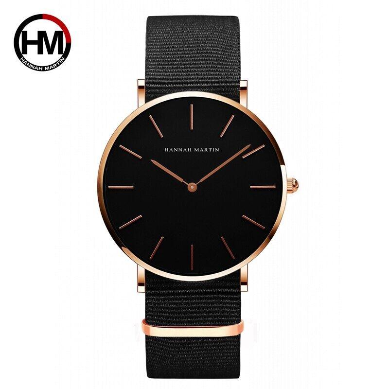 女性のファッション時計因果革ストラップ日本クォーツムーブメントトップ高級ブランド腕時計防水relogiofemininoCH02-FN
