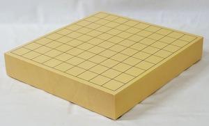 将棋盤 新かや 2寸 接合卓上盤
