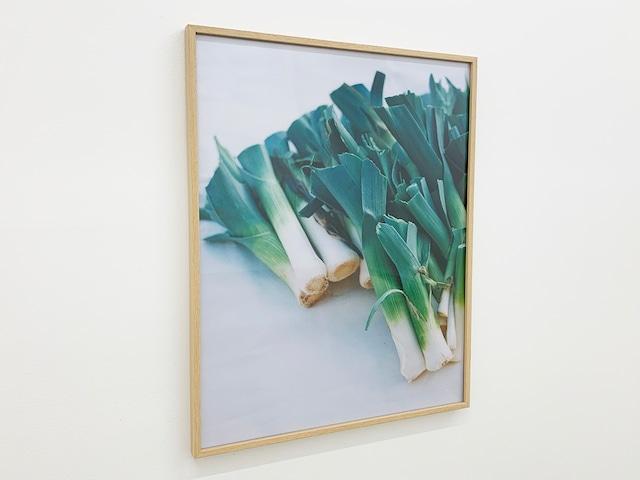 Winter leeks planted with Jatinder / Johanna Tagada Hoffbeck