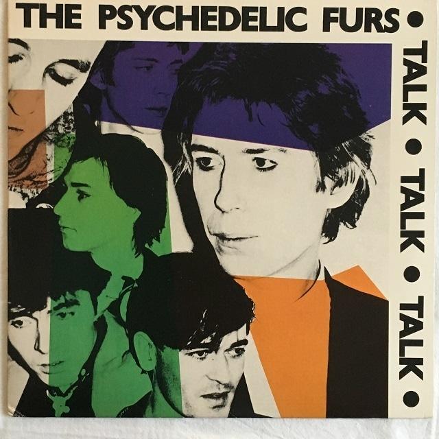 【LP・米盤】The Psychedelic Furs / Talk Talk Talk
