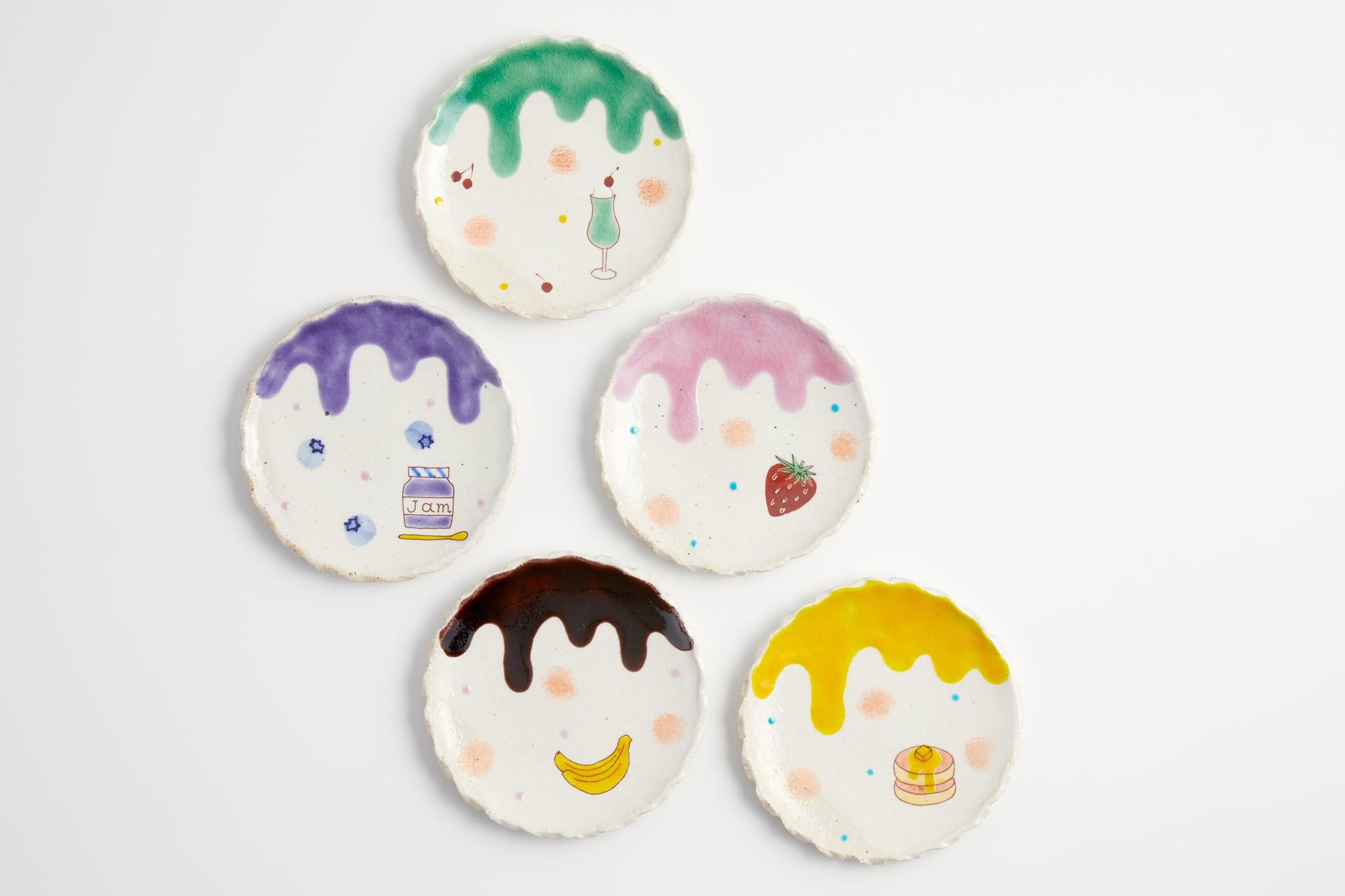 豆皿5枚セット SweetS