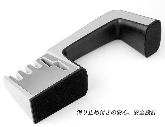 ダマスカス包丁 【XITUO 公式】 シャープナー ブラック ks20100802