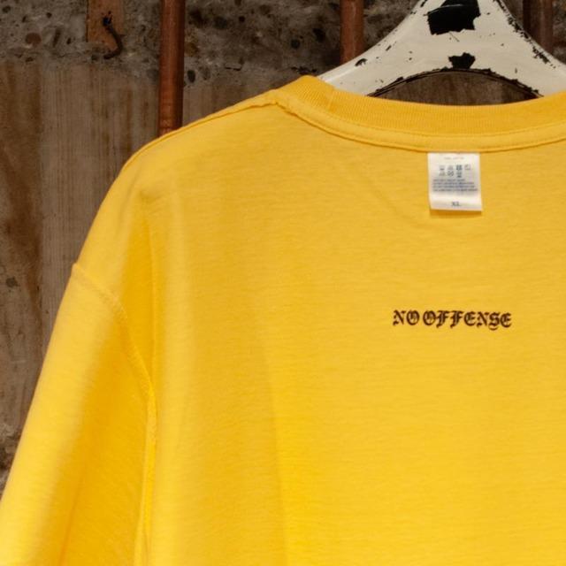 BELLRINGER【ベルリンガー】Reversible T-shirt(S/S) (YELLOW/ SIZE/L)