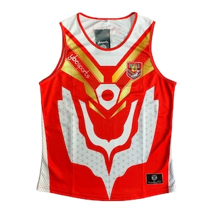 【YBC】JAPAN Supporter Singlet Red