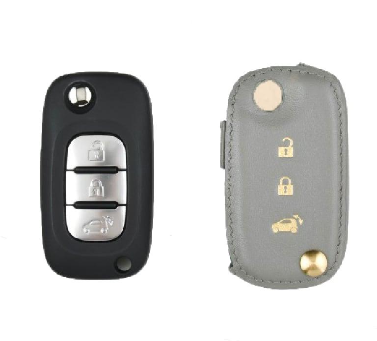 Benz Smart 専用 TypeD Car Key Case