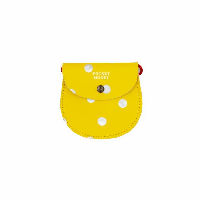 Ark Colour Design_Pocket Money Purse:Yellow