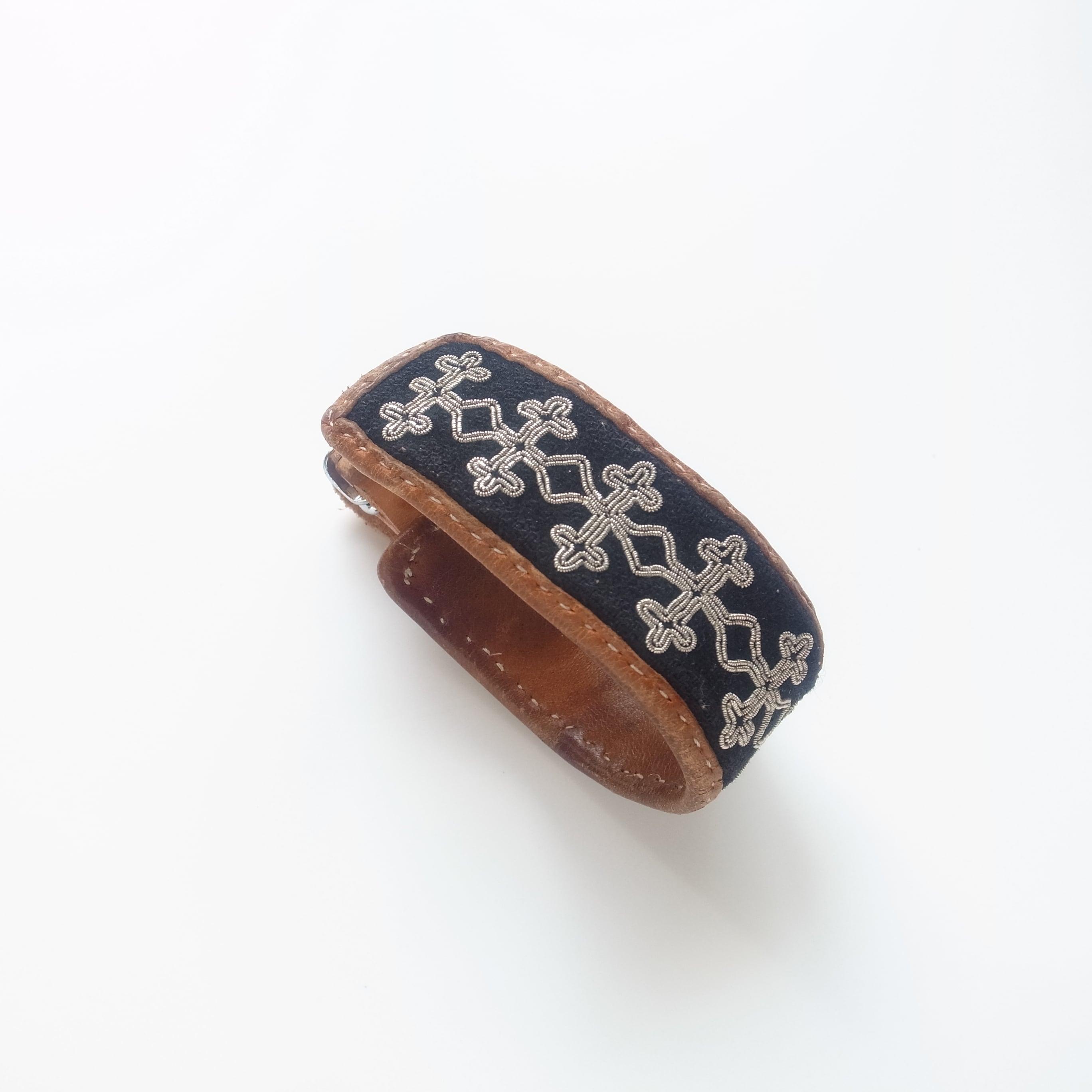 Sami pewter bracelet