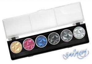 "FINETEC coliro Pearl Color Set ""Galaxy""Special Edition"