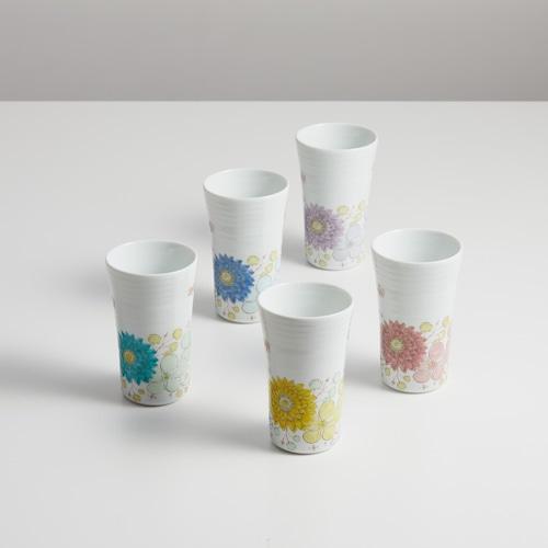 フリーカップ 花はな 各色