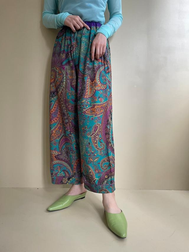 design pants / 7SSPT18-15