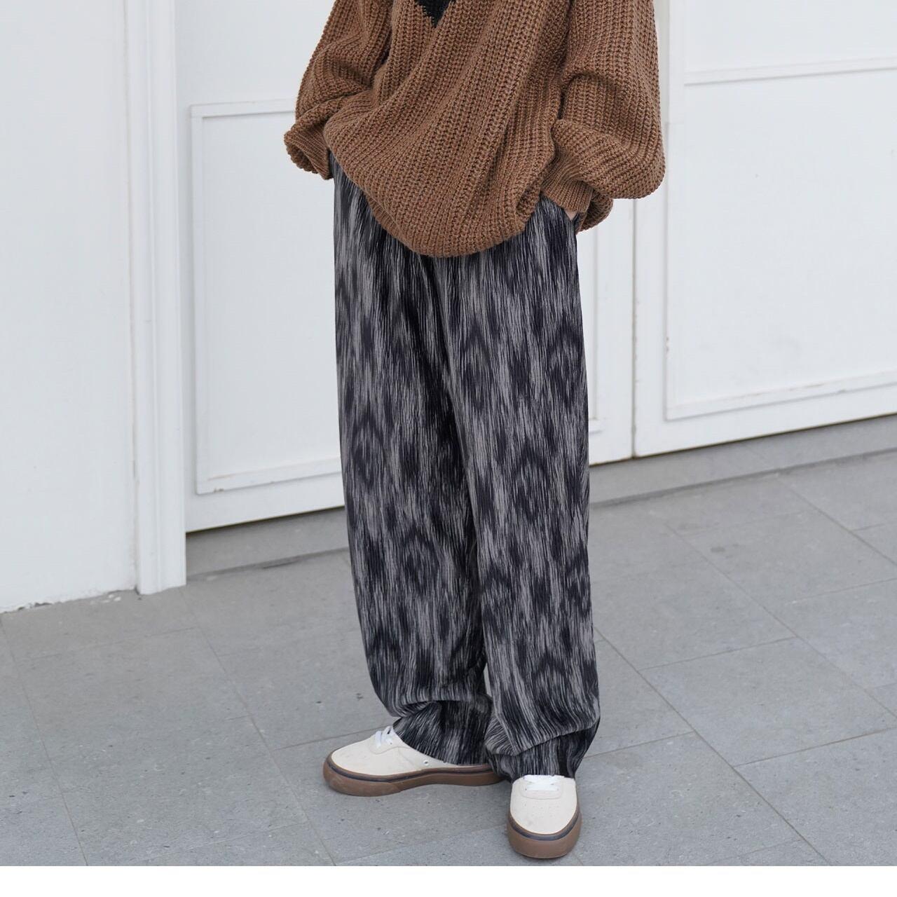 Tie dye stretch pants(タイダイストレッチパンツ)a-977