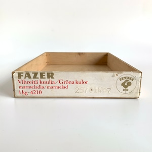 FAZER Box / marmeladia