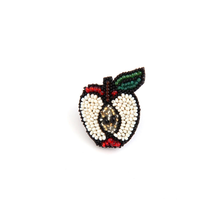 Môko Kobayashi/半分りんご pin