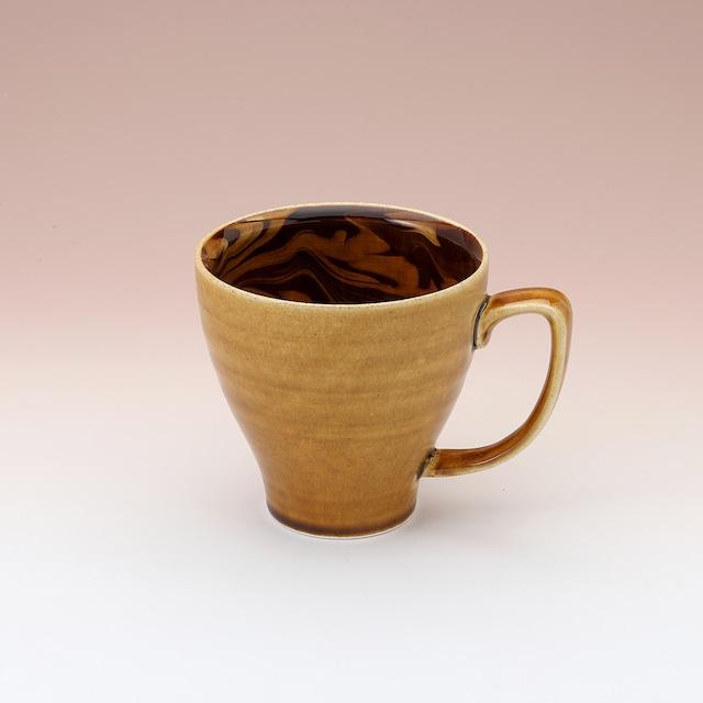 マーブル マグカップ