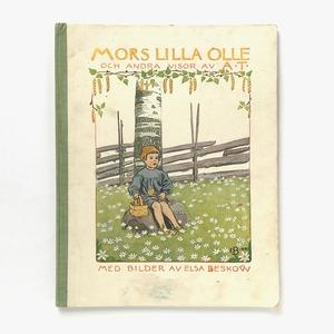エルサ・ベスコフ「Mors lilla Olle(ちいさなオッレくん)」《1950-01》