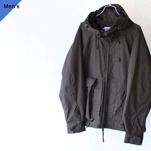 【ラスト1点】ENDS and MEANS Fishing Jacket (African Black)