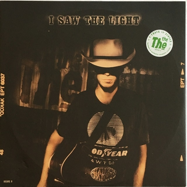 【10inch・英盤】The The / I Saw The Light