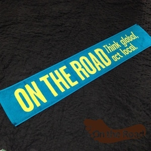 On the Road タオル