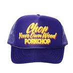 CHOP YOUR OWN WOOD CAP/PURPLE