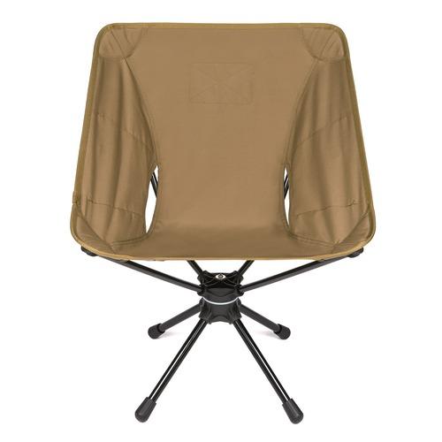 【送料無料】Helinox(ヘリノックス)Tactical Swivel Chair タクティカル スウィベルチェア コヨーテ