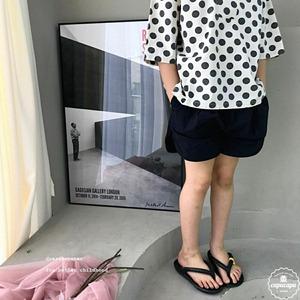 «sold out» dressmonster apple hip shorts 2colors アップルショートパンツ