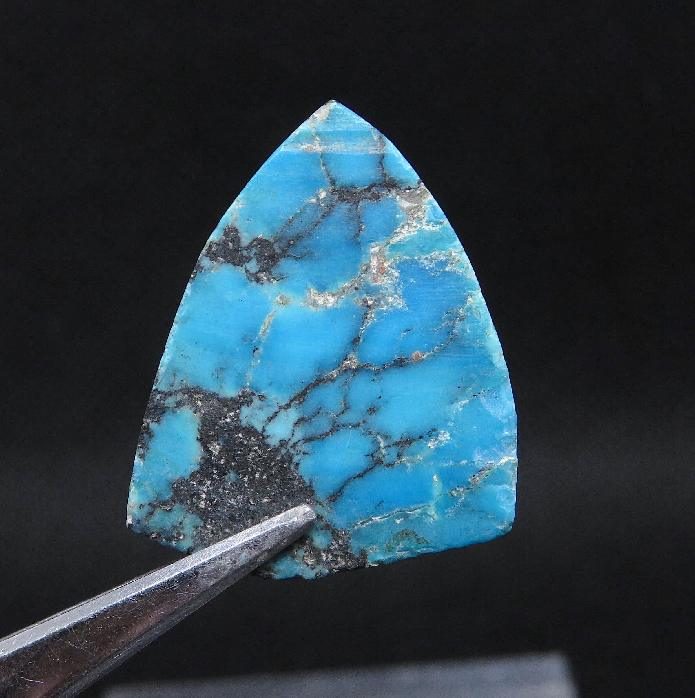 アメリカ産 ターコイズ トルコ石 4,1g TQ178 原石 鉱物 天然石 パワーストーン