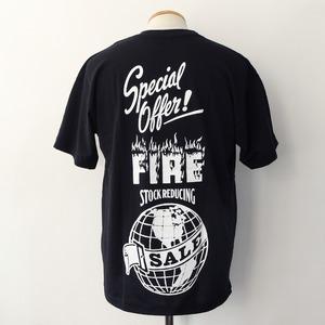 【OBEY】 FIRE SALE! (BLACK)
