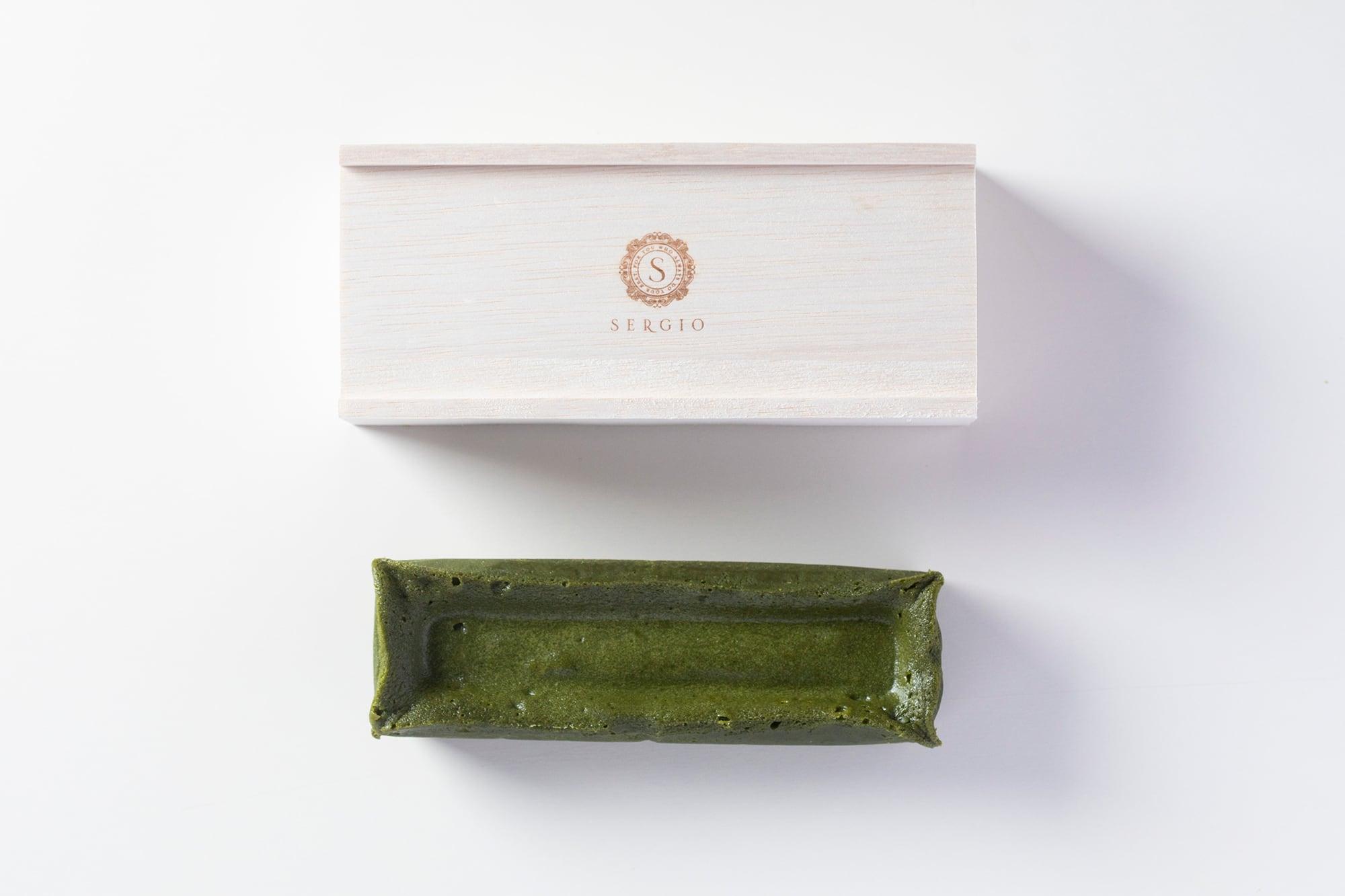 3本セット【1日50本限定生産】生ガトーショコラ 抹茶