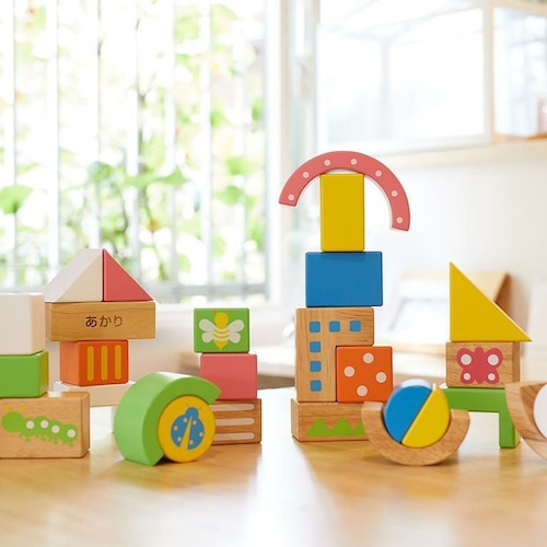 Edute baby&kids(エデュテ ベビー アンド キッズ)SOUNDブロックスLarge 知育玩具 音が鳴る積み木