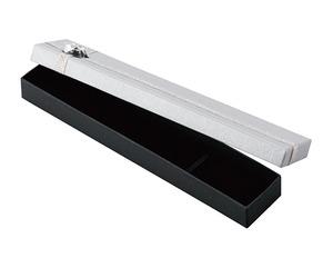 ネックレス紙箱細長サイズ ギフトリボン付き 20個入り AR-N267