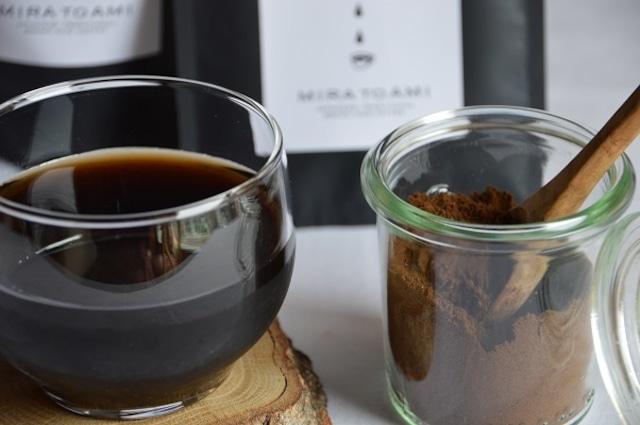 携帯に便利・お米コーヒー(POWDER)