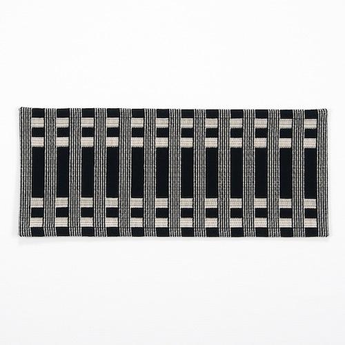 JOHANNA GULLICHSEN(ヨハンナ グリクセン) Puzzle Mat 1 Tithonus(ティトナス) Black
