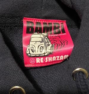 【カネコアツシ】BAMBi パッチワークトートバッグ