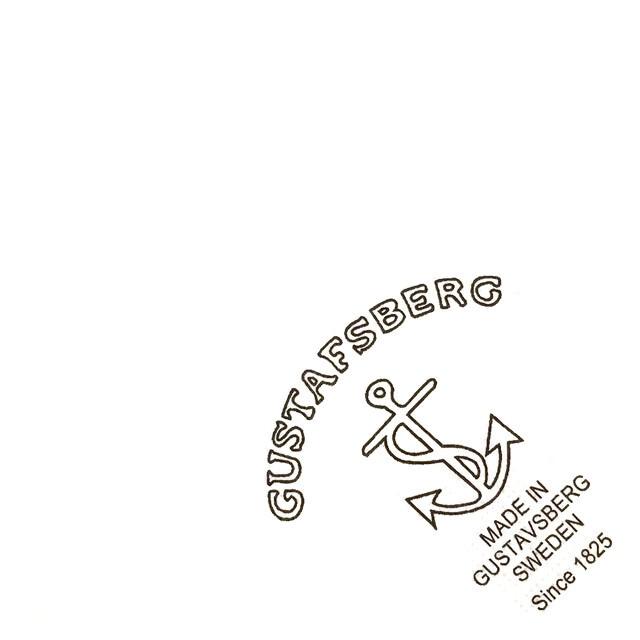 北欧【グスタフスベリ】バラ売り1枚 カクテルサイズ ペーパーナプキン GUSTAFSBERG ホワイト
