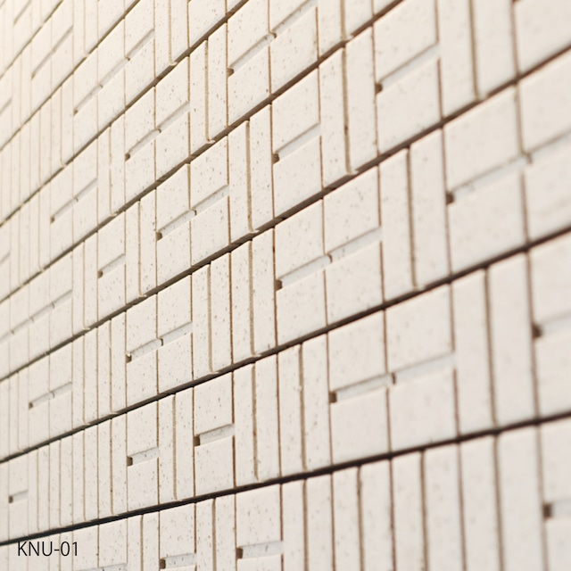 きなり 47角/SWAN TILE シンプルなのに、どこか惹き込まれる設計のタイル