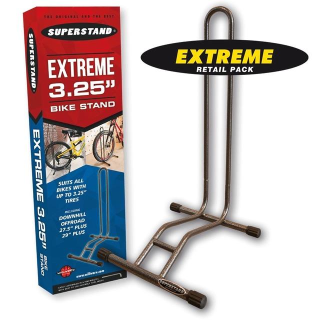 "WILLWORX SUPERSTAND EXTREME 3.25"" バイクスタンド"