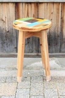 ひなギク工房 スツール stool.