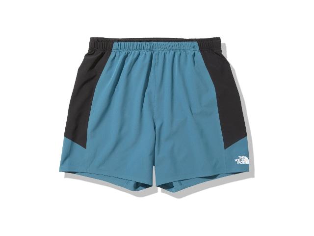 【TNF】 FLYWEIGHT 3 POCKET Short Pants Mens(Mallard Blue)