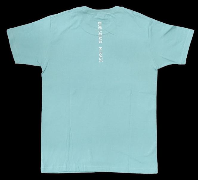 DUB SQUAD - MIRAGE Tシャツ(グリーン) - 画像2