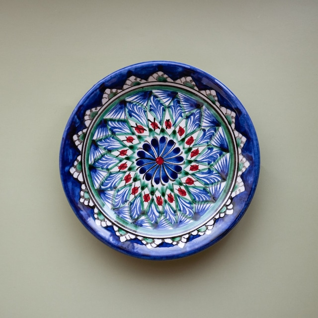 ウズベキスタンの小皿②