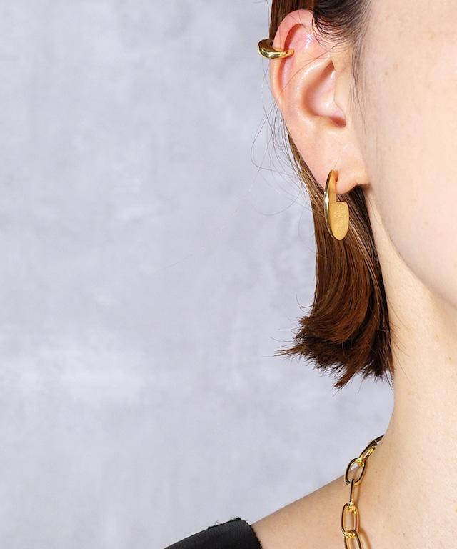 【blanc iris/ ブランイリス】B chain collection Vermeil Pierce / ピアス