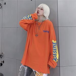 【トップス】instagram人気プリントストリート系Tシャツ42910887