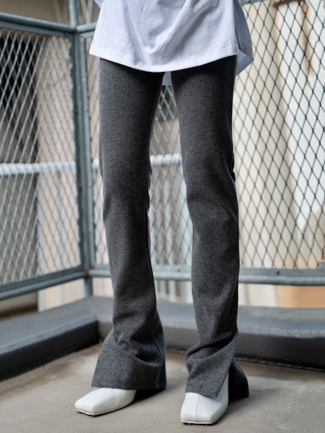 【WOMENS - 1 size】STRETCH SLIM PANT / 2colors