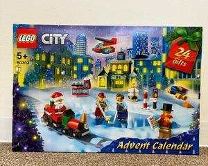 レゴ シティー アドベントカレンダー