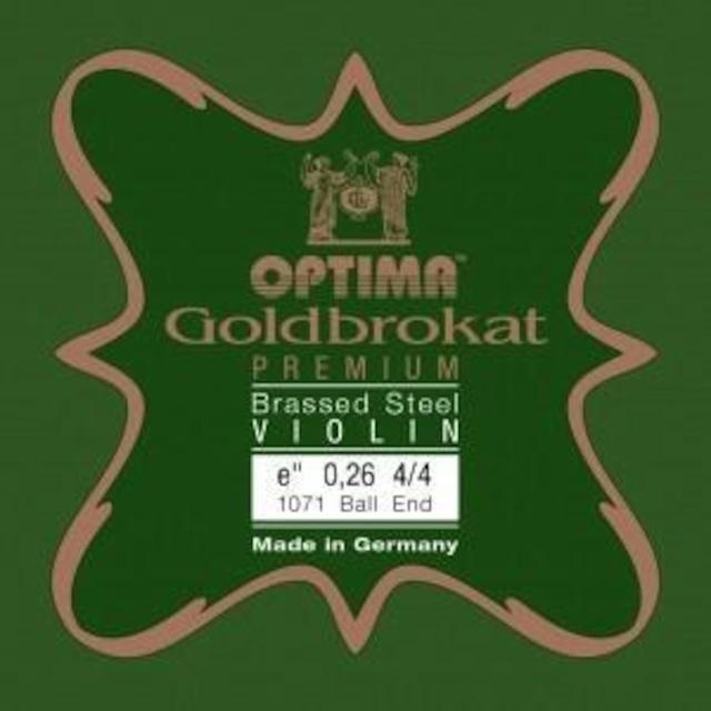 オプティマ / ゴールドブロカット プレミアム・ブラス 0.26 ループエンド